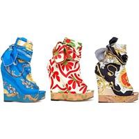 D& G İlkbahar/ Yaz 2012 Ayakkabıları