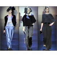 Armani Prive Sonbahar Kiş Modasi