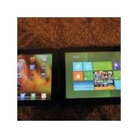 Karşılaştırma: Windows 8 Tablet İpad 2'ye Karşı
