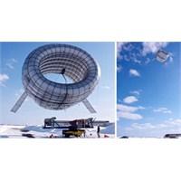 Alternatif Ve Çevreci Rüzgar Türbini