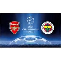 Şampiyonlar Ligi Rakibimiz Fenerbahçe
