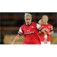 Fa Cup Bizim: Bristol Academy 0-3 Arsenal