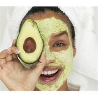 Kırışıklıklarınız İçin Avokado Maskesi