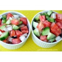 Süper Üçlü Salata