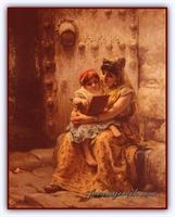 Osmanlı Dönemi Ve Hareme Ait Resimler