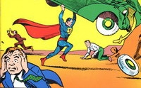 Superman Yeniden 1 Numara