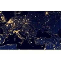 Google Maps İle Kent Işıkları