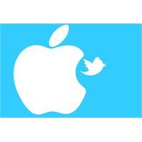 Apple, Twitter'ı Satın Mı Alıyor?