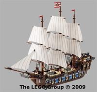 Lego Dünyası-lego Imperial Flagship