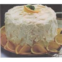 Kremalı Çaylı Kek Tarifi
