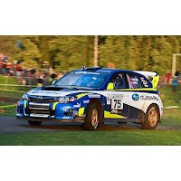 Rally America Ve Subaru