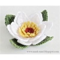 Örgü Çiçek Yapılışı,örgü Çiçek Modelleri
