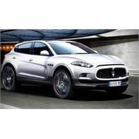 Maserati İlk Suv'unu Üretiyor!