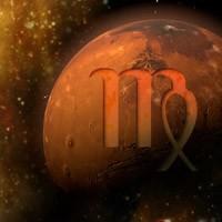 Mars Başak Burcunda Geriliyor