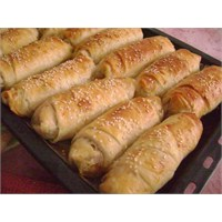 Mantarli Sütlü Börek