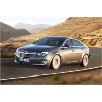 Makyajlı 2014 Opel İnsignia