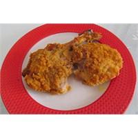 Çıtır Çıtır Cornflakesli Tavuk