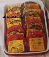 Fırında Patlıcanlı Omlet