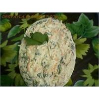 Kirmizi Turplu Havuç Salatası