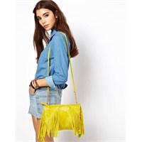 Sarı Renkli Çanta Tasarımları