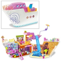 Polly Pocket-so Hip Cruise Ship