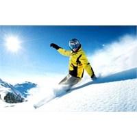 Kayak Tatilinde Cildiniz Bozulmasın