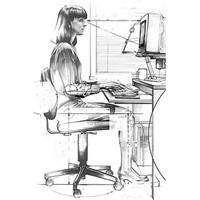 Bilgisayar Başında Nasıl Oturmalıyız ?