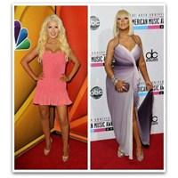 Christina Aguilera 22 Kiloyu Nasıl Verdi?