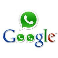 Whatsapp'a Google Kancası!