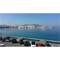 Yunan Adaları Turu….Mikanos…