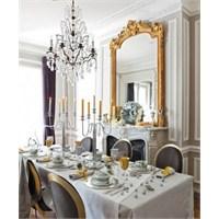 Fransız Stili Yemek Odası Dekorasyonu