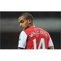 Theo Walcott Altı Ay Yok