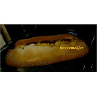 Pastırmalı Acı Soslu Ekmek Tarifi