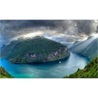 Norveç'in Fiyortları