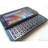 Qwerty Klavyeli Samsung Galaxy S Glide İnceleme