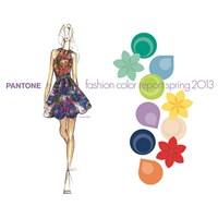 2013 İlkbahar / Yaz Renk Trendleri