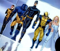 X-men Hareketlendi