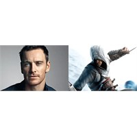 "Michael Fassbender'den ""Assassin's Creed"""