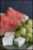 Yaz Diyetleri - Karpuz Peynir Diyeti