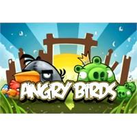 Angry Birds Yarım Milyar Kez İndirildi!