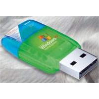 Usb'den Format Atmak İçin (Windows 7)