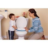 Çocuklara Tuvalet Alışkanlığının Kazandırılması