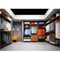 Giyinme Odası Tasarımı