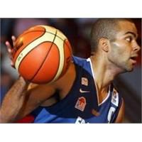 Türkiye- Fransa Avrupa Şampiyonası Basketbol Maçı