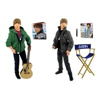 Justin Bieber Music Video Collection Singing Figur