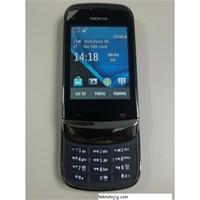 Nokia C2-06 (Çift Hatlı)