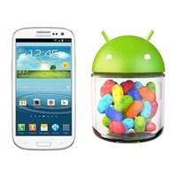 Samsung Galaxy S3'e Jelly Bean Güncellemesi!