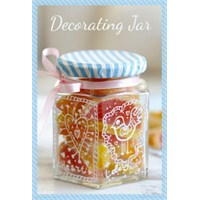Decorating Jar