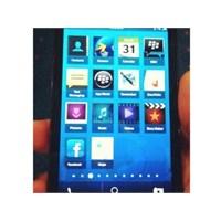 Blackberry 10'un Sızdırılan Fotoğrafı