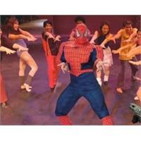 Örümcek Adam Broadway'de